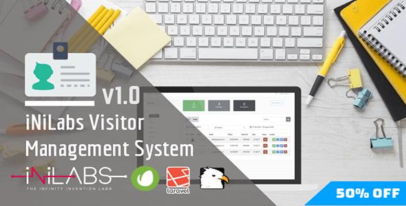 , Visitor Pass Management System, Laravel & VueJs