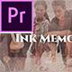 Ink Memory