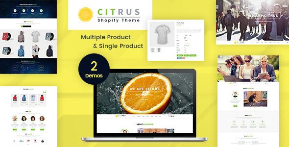 Citrus. large preview