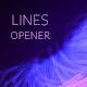 Stylish Lines Opener