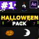 Halloween Elements | After Effects