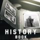 Old Book History Album