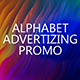 Advertizing Promotion  - Alphabet / 4Bg