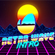 Retro Wave Intro
