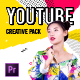 Creative YouTube Promo Toolkit - Essential Graphics
