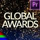 Awards Titles - Premiere Pro | Mogrt