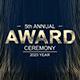 Awards Nomination Ceremony