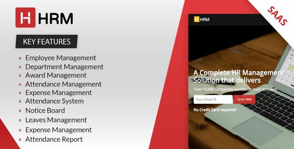 , HRM SAAS – Human Resource Management, Laravel & VueJs, Laravel & VueJs