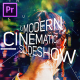 Modern Cinematic Slideshow for Premiere Pro