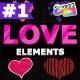 Cartoon Hearts | FCPX