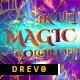 Magic Intro/ Elegant Particles/ Gothic Epic Metal 3D/ TV/ Shockwave/ Fire Explosion/Mystical Light