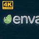 Touch Screen Logo Reveal 4K