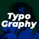 Modern Animated Typography Scene
