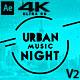 Urban Music Night v2