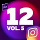 12 Instagram Stories Vol. 5