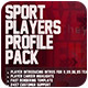 Sport Player Introducing // Team Intro // Player Profile // Personal Highlight