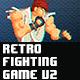 Retro Fighting Game V2
