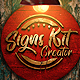 Signs Kit Creator