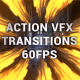 Action VFX Transitions | After Effects