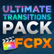 The Ultimate Transitions Pack - Final Cut Pro X & Apple Motion