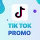 Tik Tok Promo