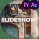 Clean Rotate Slideshow
