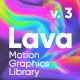 Lava | Social Media Pack