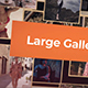 Fast Large Gallery
