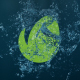 Water Splash Logo | FCPX