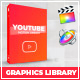 FCPX Youtube Motion Library
