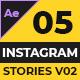 Fitness Instagram Stories V02