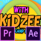 Kidzee - Summer Camp For Kids - Premiere Pro