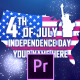 USA Independence Day Opener - Premiere Pro
