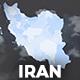 Iran Map - Islamic Republic of Iran Persia Map Kit