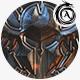 Epic Medieval Battle Logo