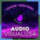 Audio React Spectrum Music Visualizer