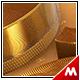 Gold Logo Reveal