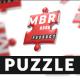 Puzzle Logo Reveal