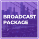 Broadcast Motion Package