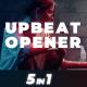 Upbeat Fast Opener