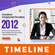 Creative Corporate Timeline Slideshow