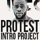 Protest Intro Project
