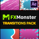 Colorful Smooth Transitions | After Effects