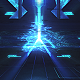 Neon Glitch Opener