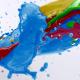 Liquid Paint Splash Logo 2