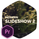 Modern Slideshow 2 For Premiere Pro