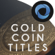 Gold Coin Titles  l  Skull Titles  l  Gold Coin Opener  l  Horror Titles