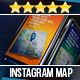 Instagram Map Story