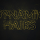 Dynamic Hairs Titles