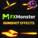 Gunshot Effects | Premiere Pro MOGRT